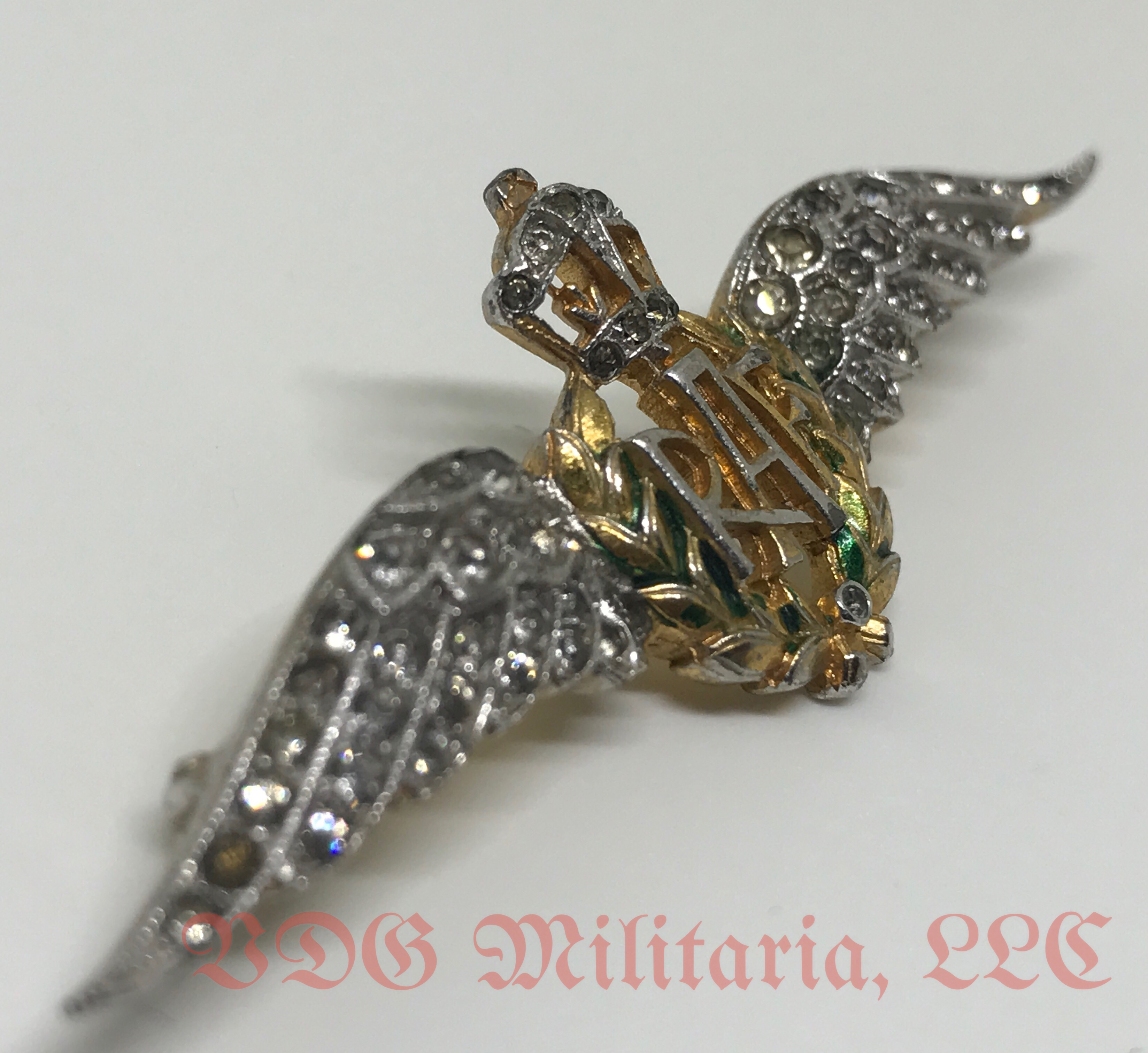 RAF Sweetheart Jewelry Wings
