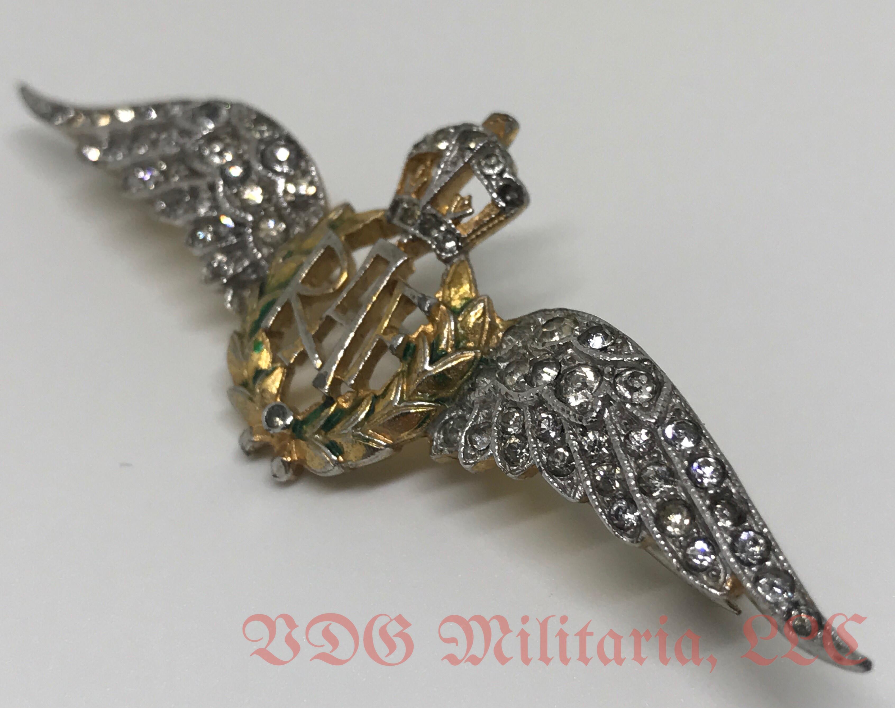 RAF Sweetheart Jewelry Wings